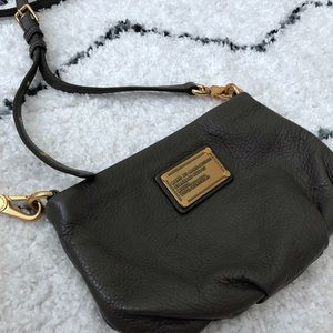 Marc Jacobs Classic Q Percy leather crossbody bag